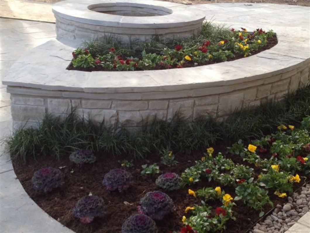 Temple & Waco Texas Mulching Installation